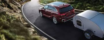 What Is The Kia Sorento Towing Capacity West Springfield Ma
