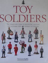 Identifying vintage toy soldiers