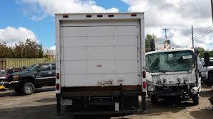 parting out 2000 isuzu npr turbo diesel box truck 1 6