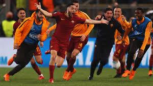 Roma Bungkam Barca 3 - 0 Tanpa Balas