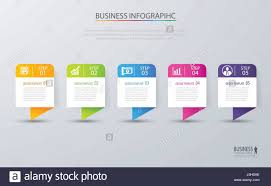 Tab Website Design Infographic Tab Design Vector And Marketing Template