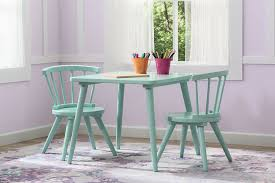 dining table gray windsor chairs
