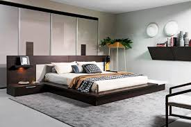 modern contemporary bed. Fine Contemporary Image Of Modern Contemporary Platform Beds Throughout Bed