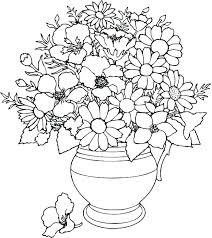 coloring pages flowers flowers coloring pages free printable free printable coloring pages flowers free coloring pages