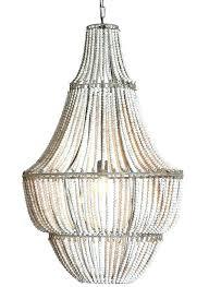 white wood bead chandelier wood bead chandelier white wash wood beaded chandelier large wood bead chandelier