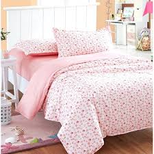 teenage bedding sets full pink fl cute high quality teen twin girly home remodel ideas