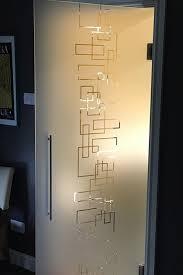 beautiful hinged frameless glass doors