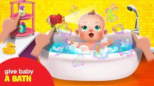Trò chơi chăm sóc em bé – Game trẻ em cho Android - Tải về APK