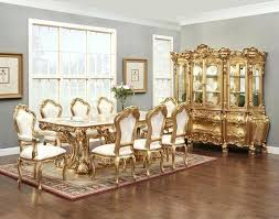 victorian dining room sets amusing dining room set white gold cabinet dining set look looking round