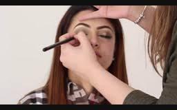 walima asian bridal hair makeup tutorial you