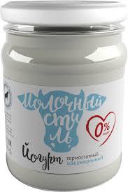 <b>Молочный стиль Йогурт нежирный</b> 0,1%, 250 г