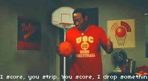 Love And Basketball Quotes Delectable Love And Basketball Gif Tumblr