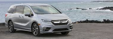 Differences Between The 2019 Honda Odyssey And 2018 Honda