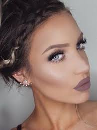 matte makeup look make up mauve makeup looks eyes and lips makeup mauve lipstick makeup mauve matte lipstick full face makeup looks lipstick matt