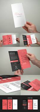 make tri fold brochure 124 best brochure design images on pinterest page layout brochure
