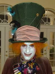 picture of burton s mad hatter hat