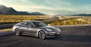 Porsche Panamera 550 Hp 6 000 Rpm 0 60 Mph 3 6 S Top Track Speed 19 Panamera Turbo S Porsche Panamera Porsche Panamera Turbo