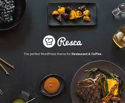 Wp Restaurant Themes Best Modern Luxury Wordpress Themes For Restaurants Cafe