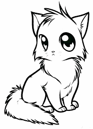 Cats Coloring Selected Cat Images To Color Free Printable Coloring