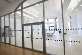 10 ways fire rated glass doors are essential in a modern office