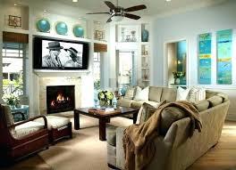 Beach Inspired Living Room Decorating Ideas Custom Inspiration