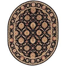 black and red area rugs freya handmade fl black red area rug 8 x 10 black and red area rugs