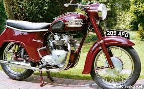 1959 Triumph Speed Twin - Classic Motorcycle Review - RealClassic.co.uk