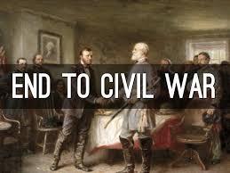 「end of civil war」の画像検索結果