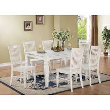 slater mill pine reclaimed pine round to oval 7 piece dining set inside 7 piece dining set with leaf ideas