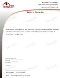 New Letter Of Distinction S Jpg