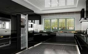 modern black kitchen cabinets. Likeable 225 Modern Kitchens And 25 Contemporary Kitchen Designs In Black Cabinets
