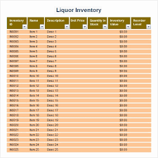 Download Inventory Spreadsheet 13 Luxury Liquor Inventory Control Spreadsheet Davidklinghoffer