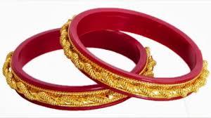 Bengali Gold Shakha Design Bengali Gold Shakha Pola Badhano Designs By Fashion Ki Duniya