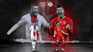 Efootball pes 2021 (2020) is a season update that delivers all the features and gameplay from efootball pes 2020 here you can find trainer for pc game efootball pes 2021 version 1.01.00+. Das Ist Bayerns Viertelfinalgegner Paris Saint Germain