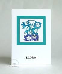 note cards maker hawaiian note cards image 0 invitation maker for baby shower