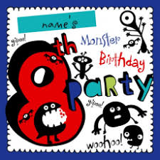 8th Birthday Party Invitations 8th Birthday Party Invitations Rome Fontanacountryinn Com