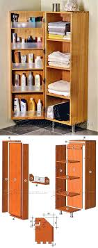 Bathroom Corner Cabinets 17 Best Ideas About Bathroom Corner Cabinet On Pinterest Corner