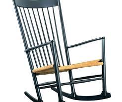 black rocking chair patio chairs outdoor dark roast wicker nursery