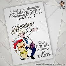 Birthday messages and birthday wishes. Funny Birthday Card Lockdown 2020 Male Female Tier 2 Teir 3 Local Boris Johnson Ebay