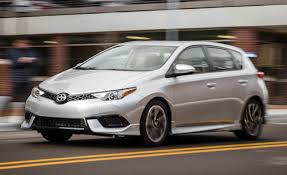 2017 Toyota Corolla iM Automatic Test | Review | Car and Driver