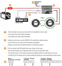 car stereo amp wiring diagram car image wiring diagram wiring diagram for car amplifier and subwoofer jodebal com on car stereo amp wiring diagram