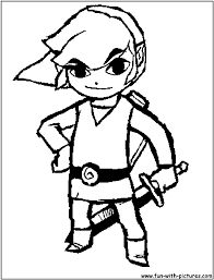 toon link coloring pages. Perfect Coloring Toon Link Coloring Pages 80 With On