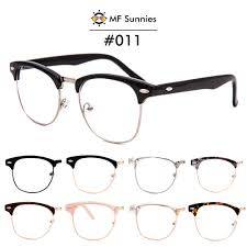 mfsunnies clubmaster computer anti radiation blue light classic metal hinges high quality acetate frame
