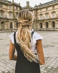 え本当に2分でできるの海外女子に学ぶヘアアレンジ動画10選 Locari