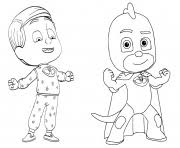 Then this is the web page for you. Pj Masks Coloring Pages To Print Pj Masks Printable