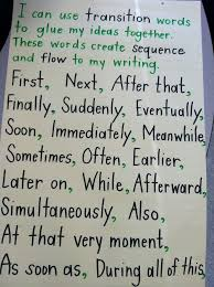best writing composition images teaching  transition words are a great way for young writers to up their writing game