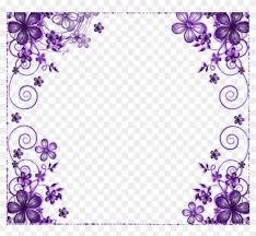Flower Wall Paper Border Purple Flower Wallpaper Border Weddingdressincom Wedding