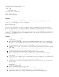 Bunch Ideas Of Cover Letter Inside Sales Representative Resume