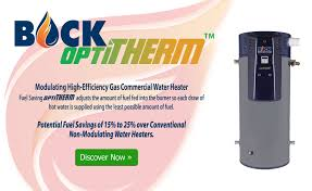 High Efficiency Water Heaters Gas Oil Fired Gas And Indirect Water Heaters Bock Water Heaters