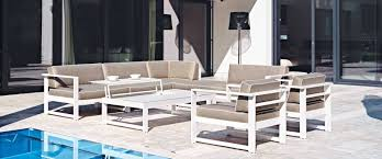 Powder Coated Outdoor Furniture - Simplylushliving